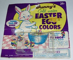 Bunny's Easter Egg coloring kit