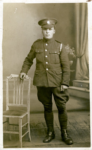 World War 1 Serviceman