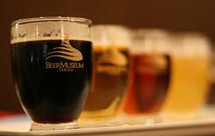 Beer + bokeh = beerkeh? (vyxle) Tags: beer japan tokyo bokeh explore beergarden ebisu yebisu hbw explore54