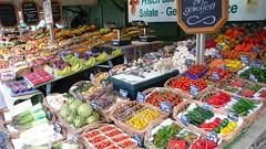 Viktualienmarkt Obst und Gemüse