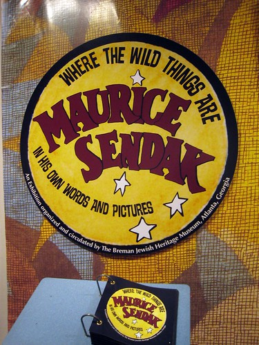 The Maurice Sendak Exhibit