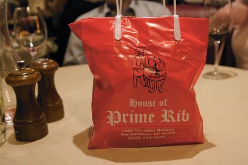 House of Prime Rib