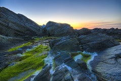 (Per Erik Sviland) Tags: sunset sea norway rock nikon erik per sola hdr d300 pererik photomatix 9exp lberg goldstaraward sviland sqbbe pereriksviland