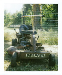 polaroid lawnmower spectra snapper ridingmower