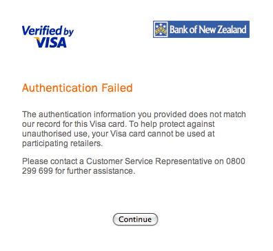 how to cancel verified by visa