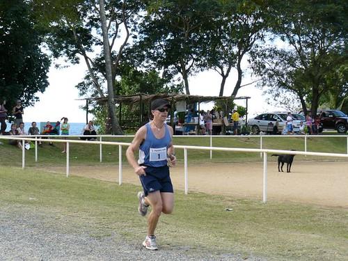 Duathlon de Poindimie 2008 #10 : herve