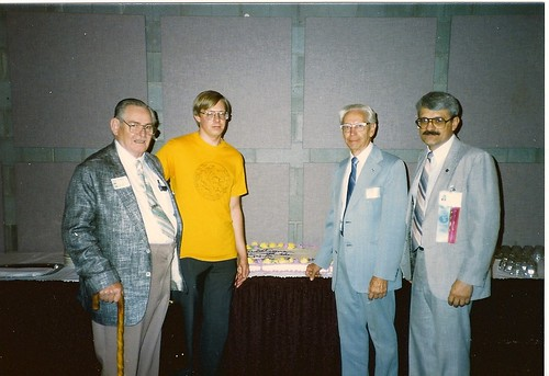 1989 ANA WPNS Cake