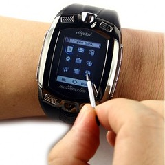 Mobile-Phone-Wrist-Watch