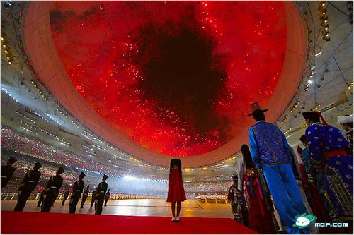 Beijing 2008 Olympic Opening - (4) by you.