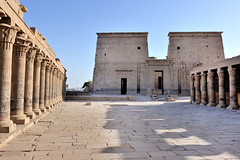 Philae Temple (ibisegypttours) Tags: egypt 2013 roxanneshewchuk shewchuk rosicrucian journey egyptian may25 philaeisland templeofisis sunrise dawn divinemother classicholidays egyptclassictours classicalegypttours egypthistoricaltours egyptclassictourspackages classicaltoursofegypt caironilecruiseclassictours