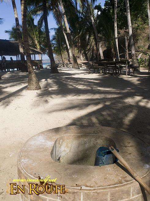 Inasakan Beach Deep Well