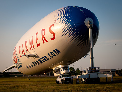 Farmer's Airship