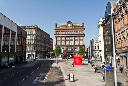 Castle Place - Belfast - Northern Ireland