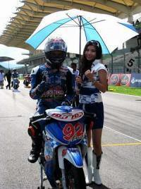 Tio road race andika by sulesultan13