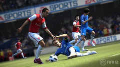 FIFA 12 - Terry full slide