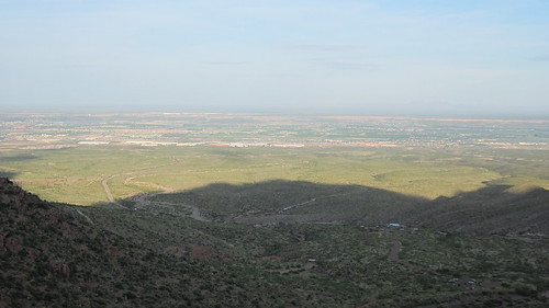 Picture From North Franklin Mountain