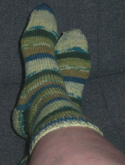 Luna Park Socks Oct 07