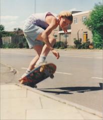 Paddocks Skateboarding (luns_spluctrum) Tags: people film skateboarding human skateboard zenit canveyisland paddocks