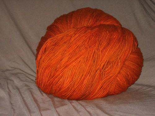 Orange Wool!!