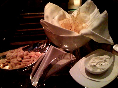 Bar Snacks at Per Se