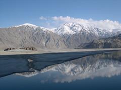 Khaplu, Baltistan (John Steedman) Tags: pakistan river باكستان shyok baltistan پاکستان パキスタン khaplu