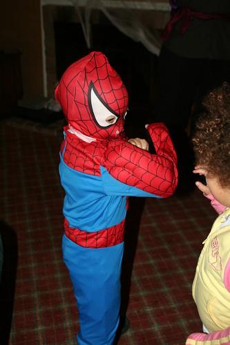 Spider Aidan!