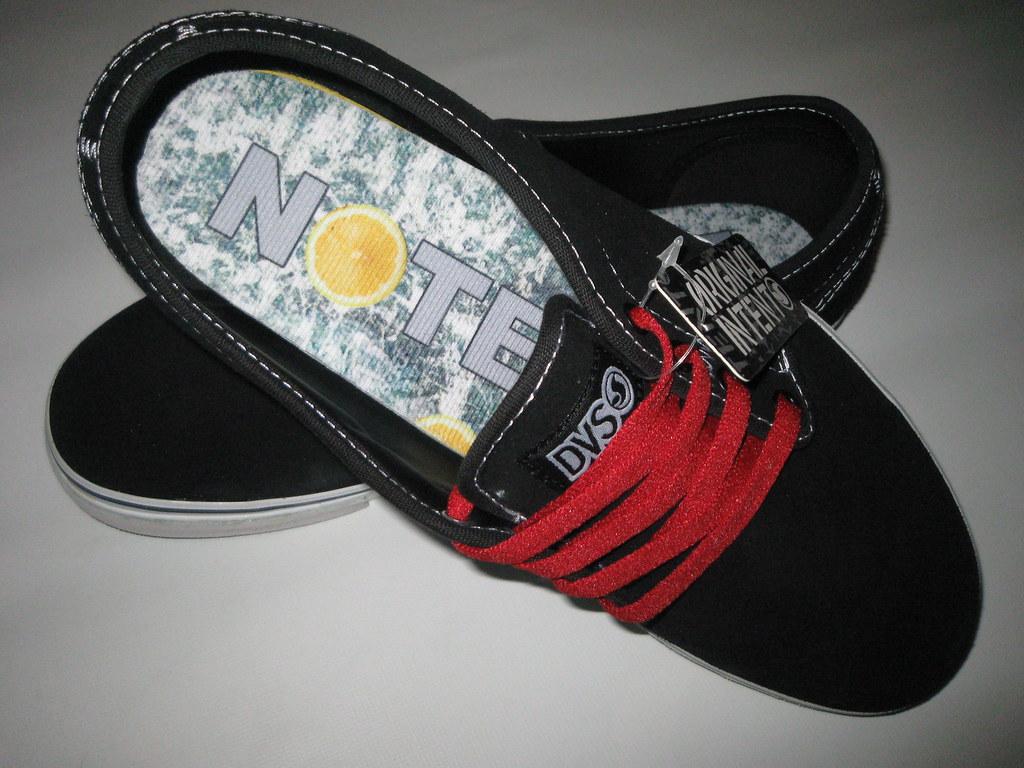 NOTE X DVS Doze shoes