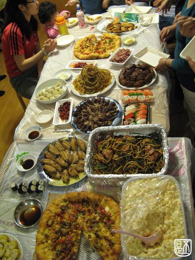 生日 party
