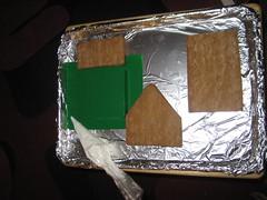 Gingerbread Parts