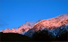 Sunset on the Haramosh (Ahmad A Karim) Tags: las pakistan mountains pass areas northern lums theadventuringelf haramosh kutwal