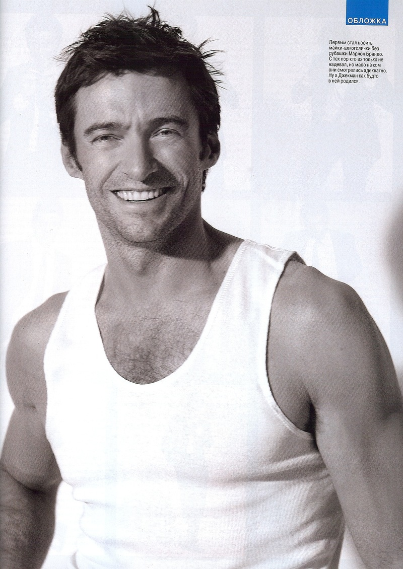 hugh jackman - russian gq07