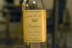 2003 Domaine de Monteils Cuvee Selection Sauternes