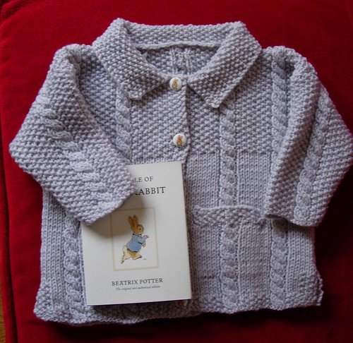 Debbie Bliss baby jacket