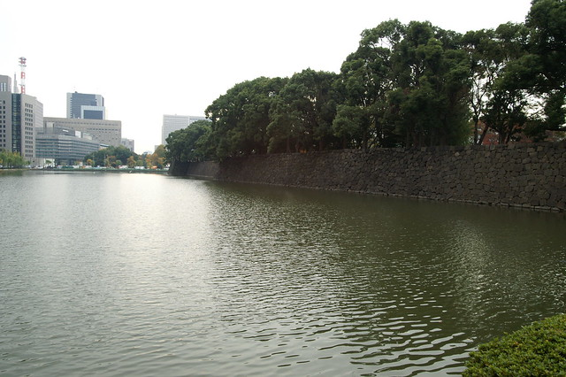 The Imperial Palace of JAPAN