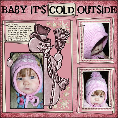12-03-07 Baby It's Cold Outside