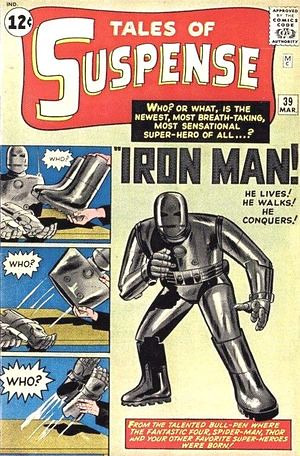Tales of Suspense numero 39 Iron Man