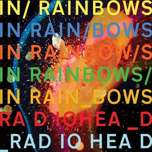 radiohead album art