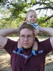 Ian & Dad