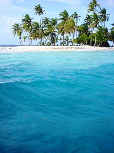 San Blas Islands, Panama - Honeymoon! -