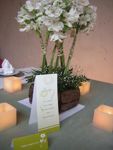 2180987569 c6775a4254 141 ideias de casamento verde e branco