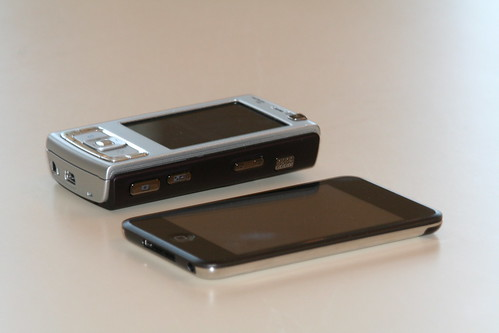 N95 and iPod Touch
