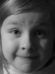 * Eyes of a child * (Ken-Zan) Tags: bw kid child svartvitt kenzan my kennethljunghav