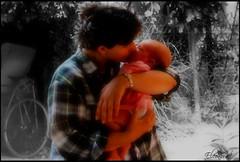 [ One Soul. ] ([ ♥ ] R di Rimmel) Tags: family love kiss thankyou famiglia mother son mum babygirl amore madre grazie bacio figlia diamondclassphotographer
