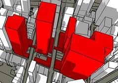 URA's current scheme 市區重建局現計劃