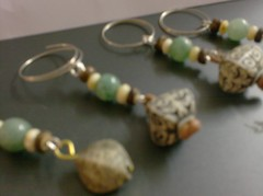 stitchmarkers4 024 (crochet-along) Tags: knitting crochet knit craft jewellery yarn crocheting stitchmarkers