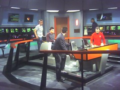 Star Trek - TOS Bridge Set by tkksummers