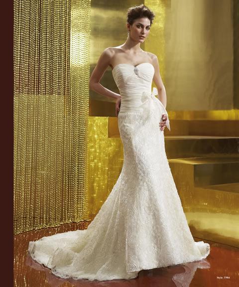 Trajes de novia baratos-984A