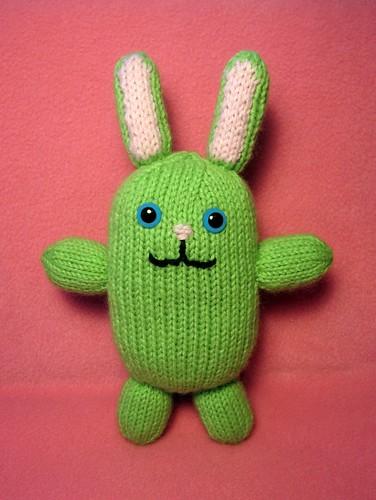 Free Crochet Bunny Pattern Crochet And Knitting Patterns
