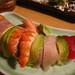 Many-splendoured sushi