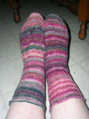 sock madness II, Round 2 done